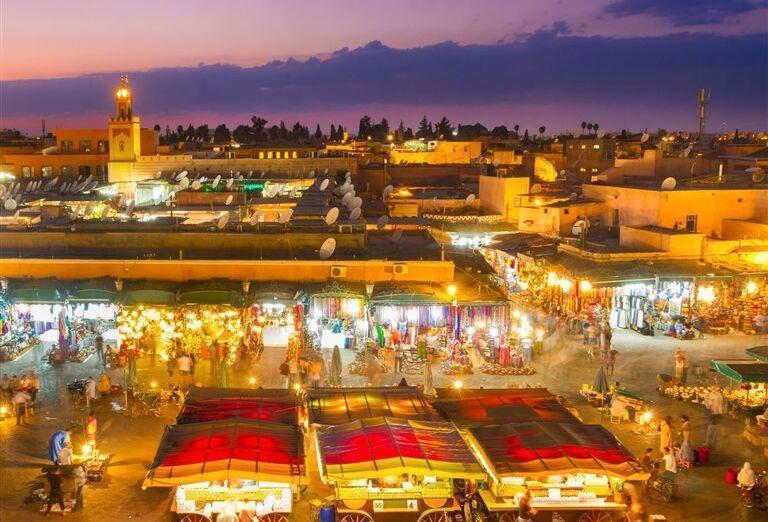 Ostatné Maroko - privátna cesta po kráľovských mestách