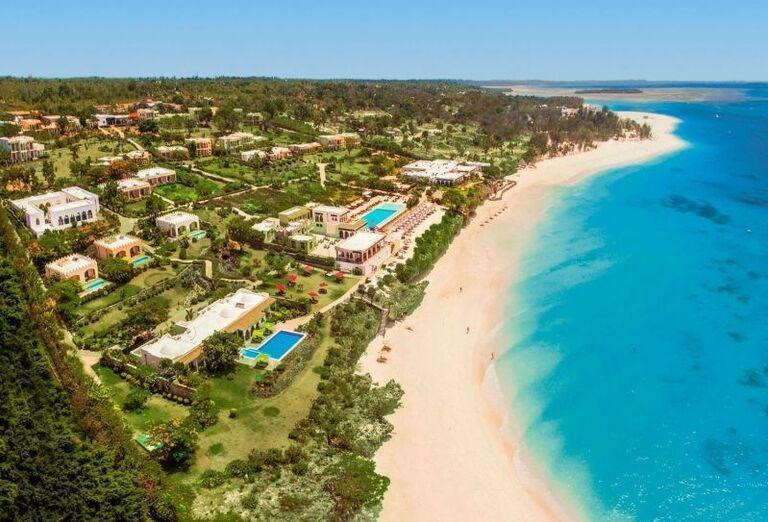 Hotel RIU Palace Zanzibar - Pohľad na okolie