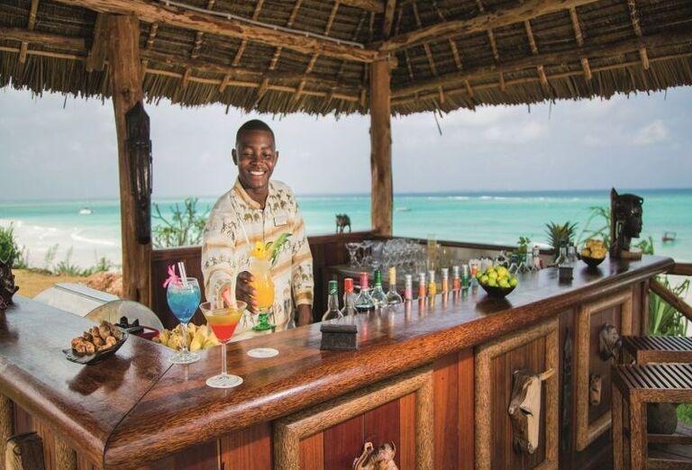 Hotel RIU Palace Zanzibar - bar