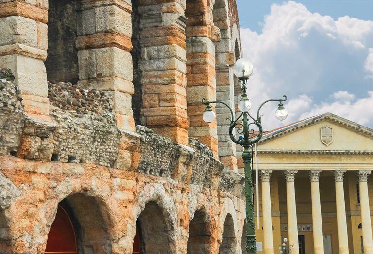 Operný festival Arena di Verona- pamiatky