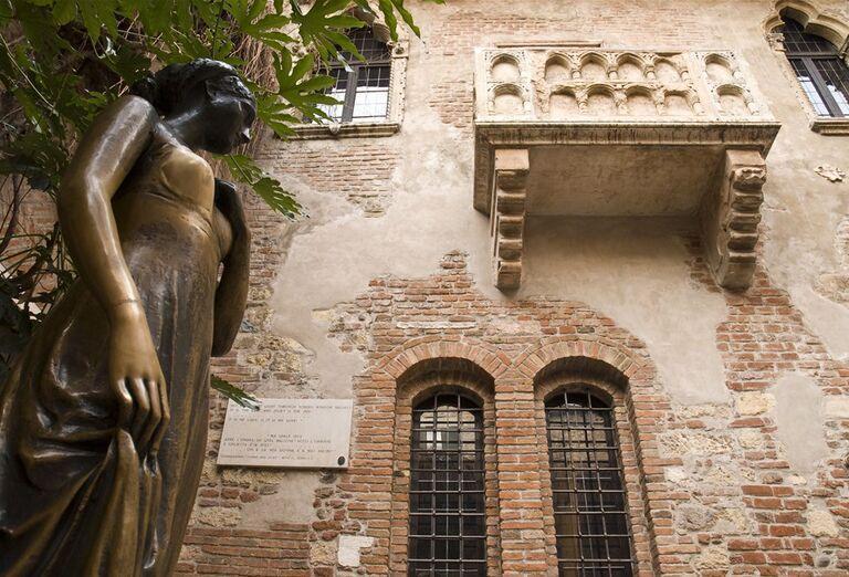 Advent vo Verone - pamiatky