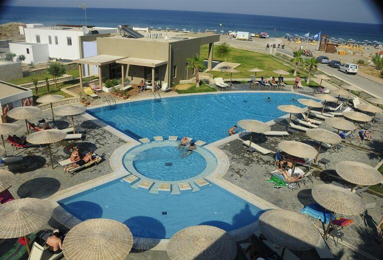 Hotel Atlantica Mikri Poli -