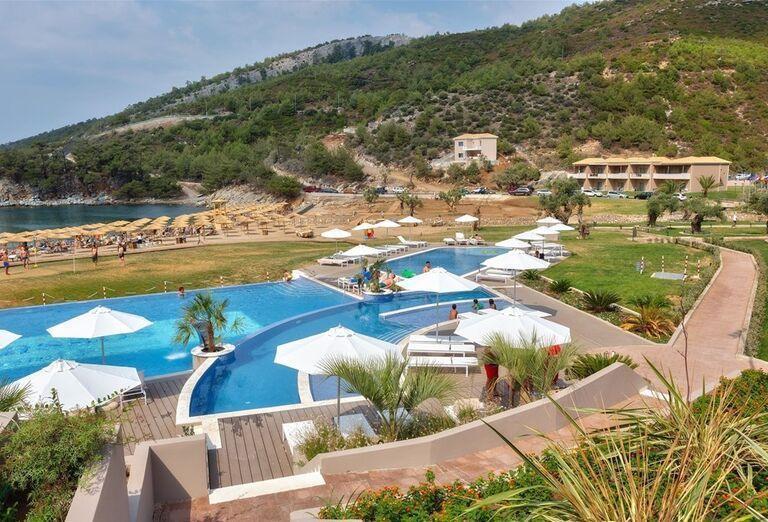 Vodný svet Hotel Thassos Grand Resort *****