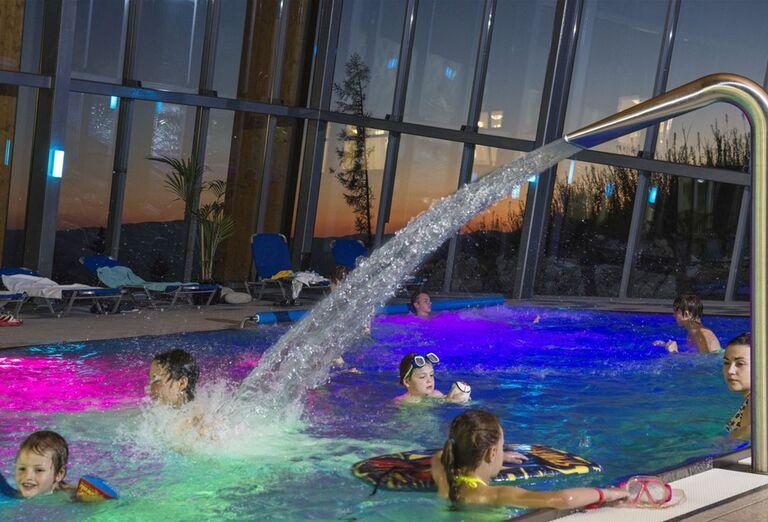 Vodný svet v hoteli Sorea Trigan