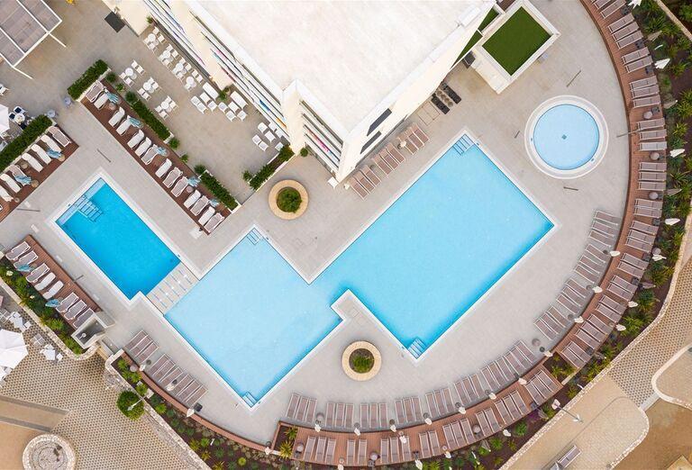 Vodný svet Hotel Sol Sipar for Plava Laguna ****