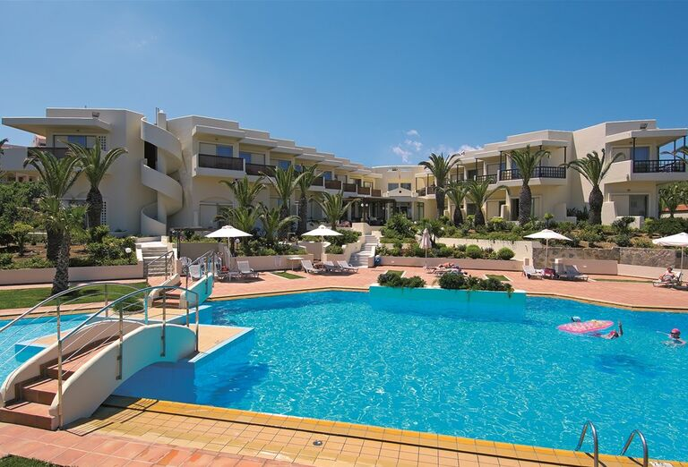 Hotel Giannoulis Santa Marina Beach Resort ****+