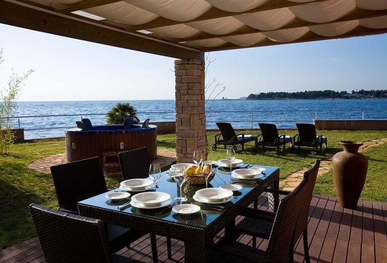 Apartmány Melia Istrian Villas for Plava Laguna ****+