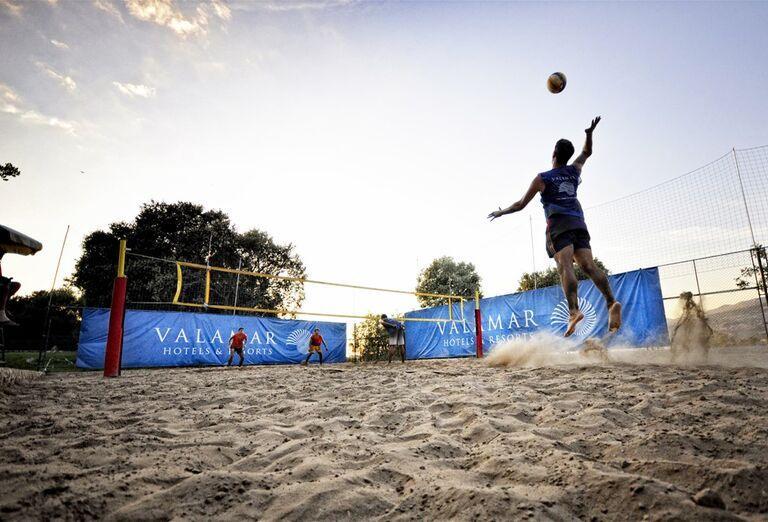 Športoviská v rezorte Valamar Club Tamaris