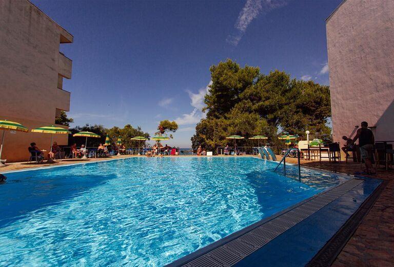 Vodný svet Hotel Donat ***