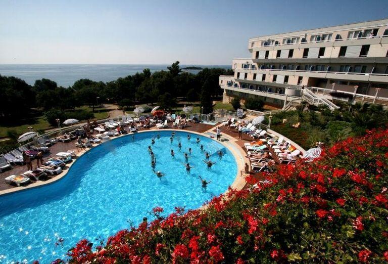 Hotel Delfin for Plava Laguna ***