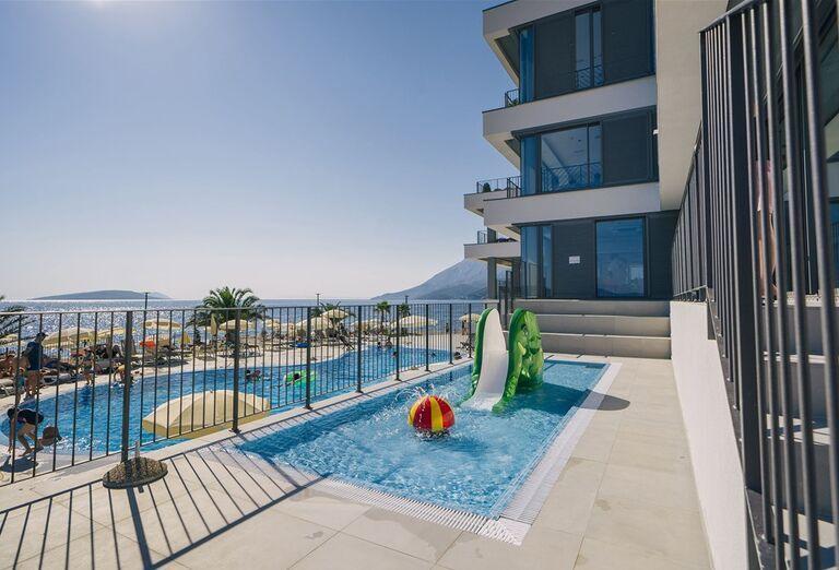 Vodný svet Hotelový Komplex Morenia ***+