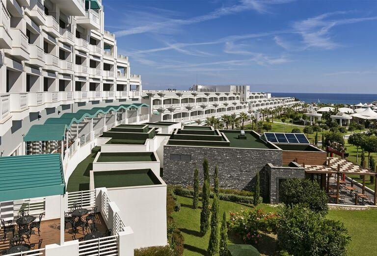 Ostatné Hotel Limak Cyprus *****+