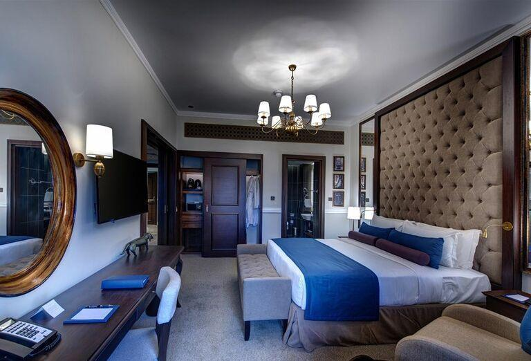 Priestranná izba v hoteli Dukes Dubai