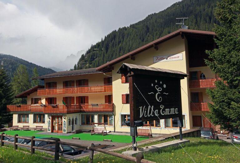 Villa Emma - Areál hotela