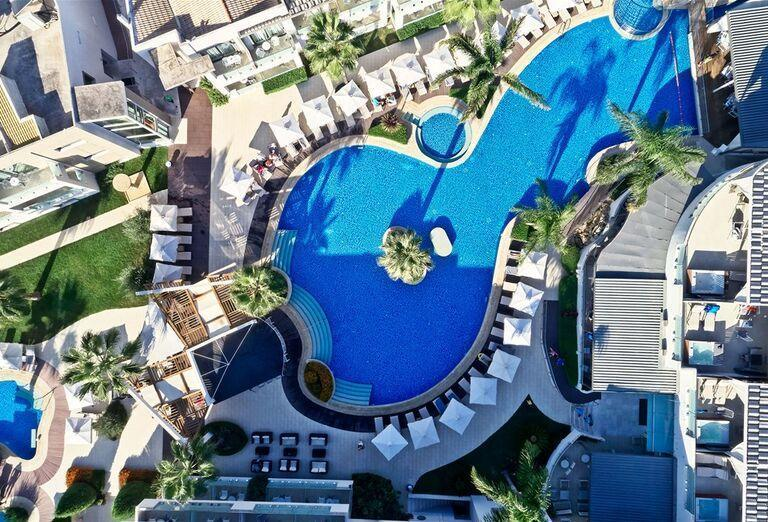 Vodný svet Lesante Classic Luxury Hotel & Spa *****