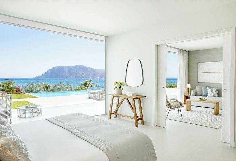 Ubytovanie Hotel Ikos Aria *****