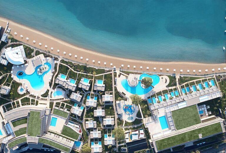 Ostatné Hotel Ikos Aria *****