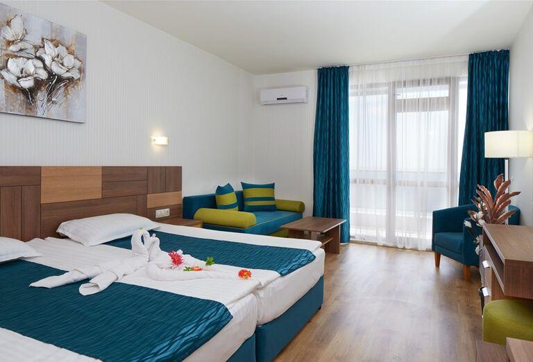 Priestranná izba v hoteli Paradise Beach