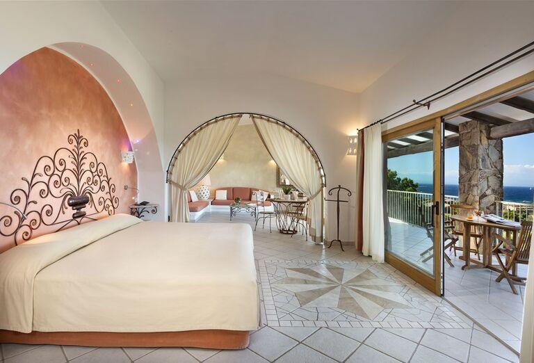 Ubytovanie Hotel Resort Valle Dell´Erica Thalasso & Spa *****