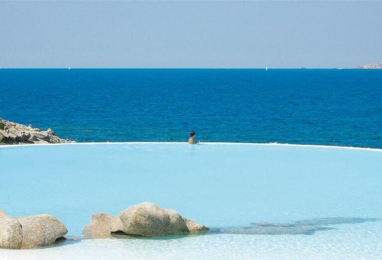 Vodný svet Hotel Resort Valle Dell´Erica Thalasso & Spa *****