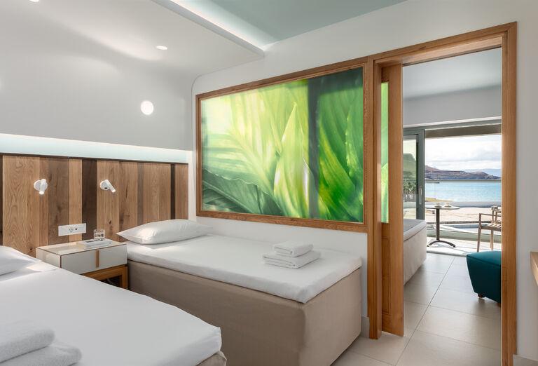 Ubytovanie Hotel Arina Beach ****