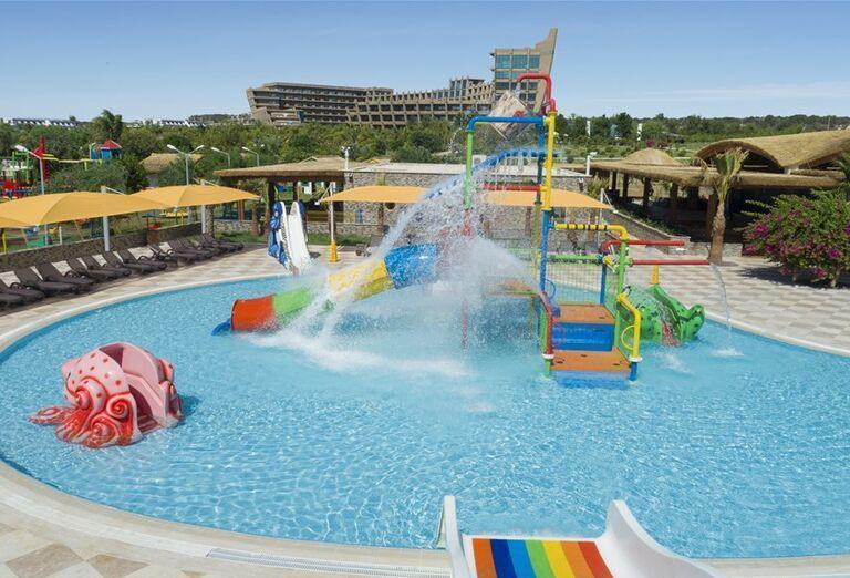 Detský bazén v hoteli Noah´s Ark Deluxe Hotel
