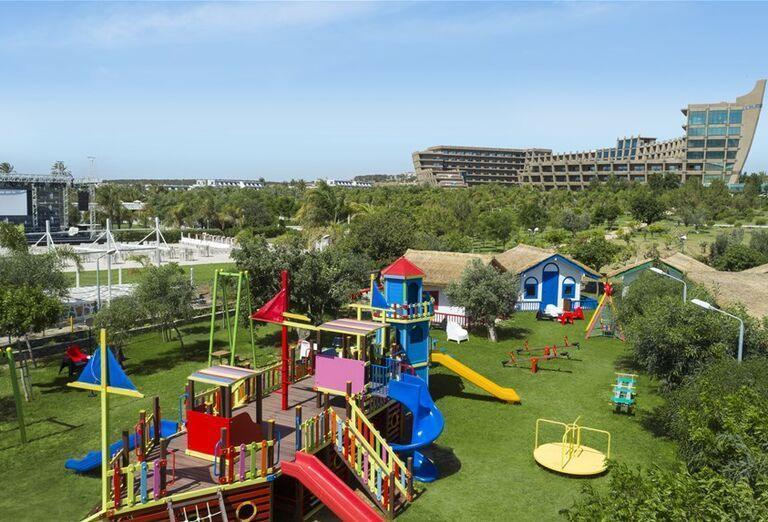 Detské ihrisko v hoteli Noah´s Ark Deluxe Hotel
