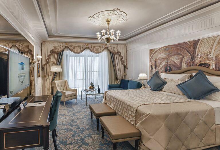 Komfortná izba v hoteli Kaya Artemis