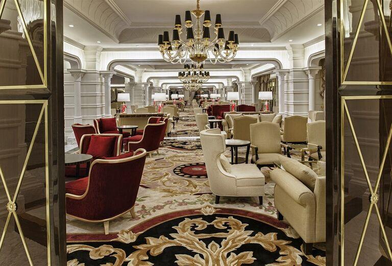 Luxusný interiér hotela Kaya Artemis