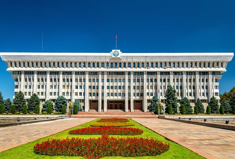 Kirgizsko - krajina plná farieb- pamiatky