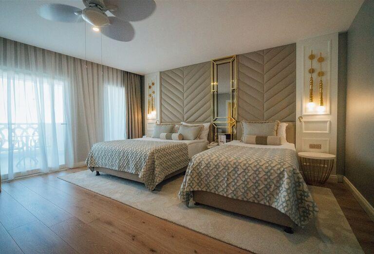 Izby v hoteli Limak Cyprus