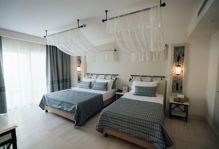 Ubytovanie v hoteli Limak Cyprus