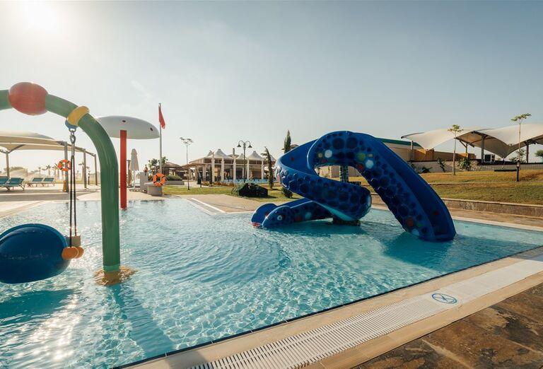 Detský bazén v hoteli Limak Cyprus