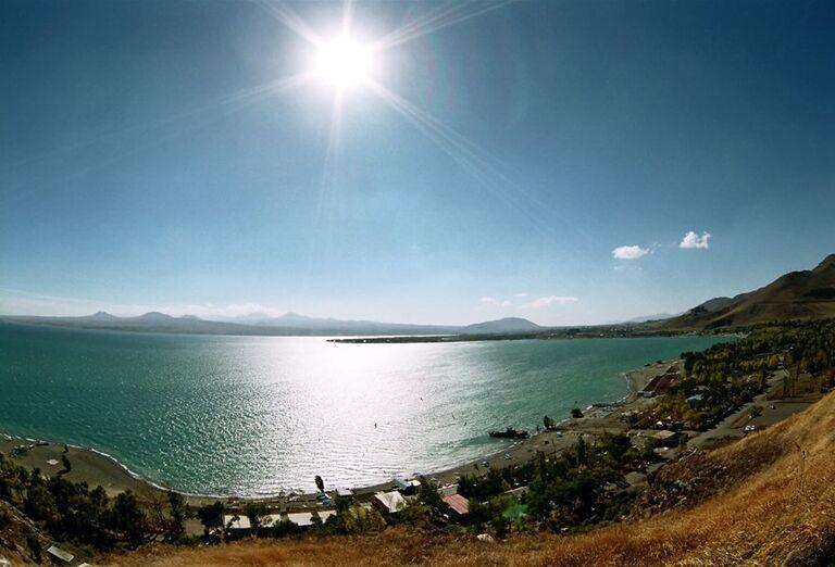 Za krásami Arménska- more