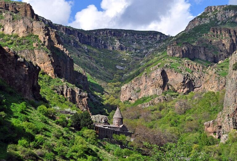 Za krásami Arménska- príroda