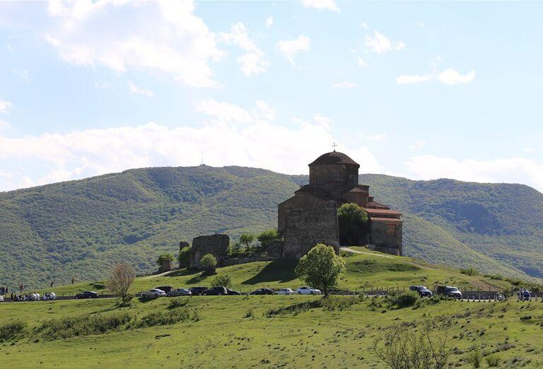 Západné Gruzínsko - Pamiatky a architektúra