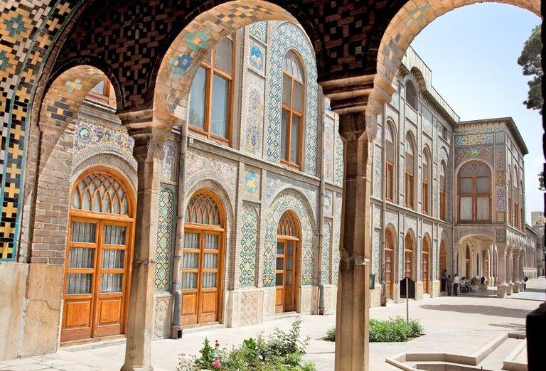 Ostatné Irán - Khorasan a Perzský záliv