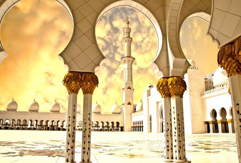 Galéria Dubaj, Al Ain, Abu Dhabi - objavovanie luxusu a kultúr