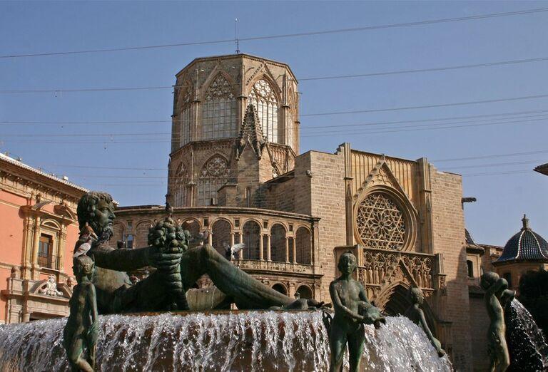 Atrakcie Valencia - mesto paelly