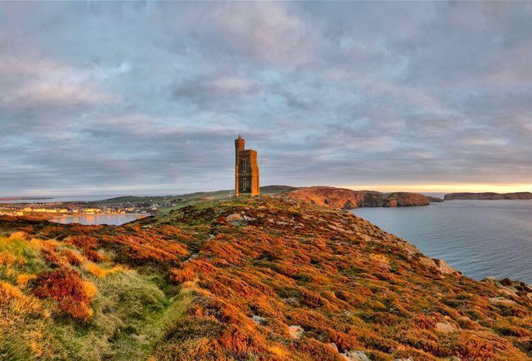 Ostrov Man a Liverpool - príroda