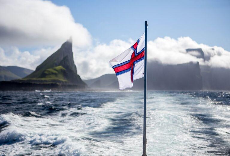 Faerské ostrovy - vlakla