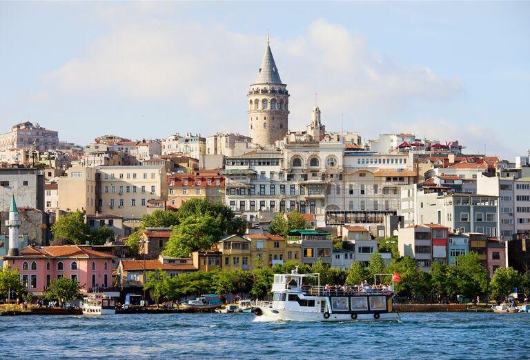 Istanbul - brána Orientu- mesto