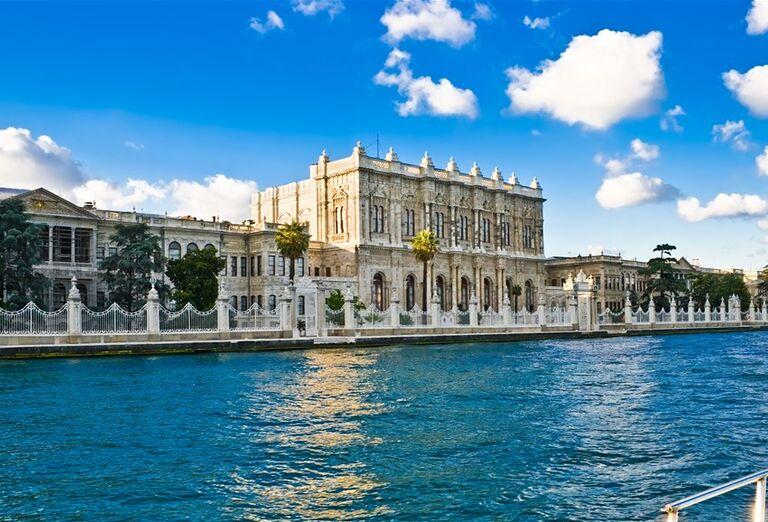 Istanbul - brána Orientu- pamiatky a architektúra