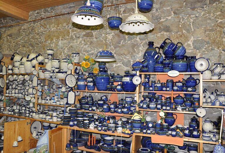 Veľká noc u lužických Srbov - keramika