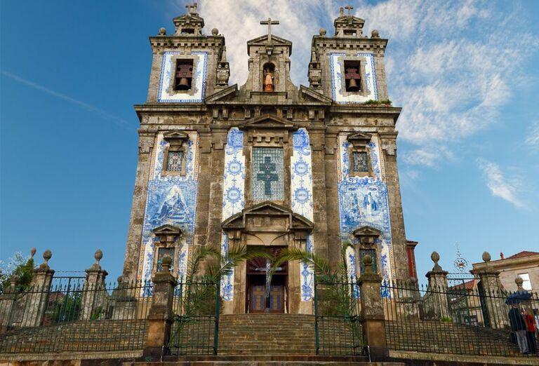 Porto vínna cesta