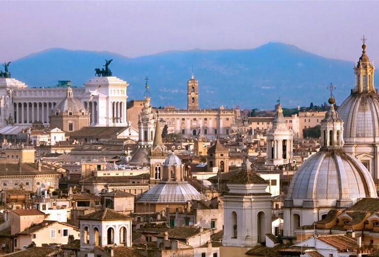 Rím - večné mesto letecky, poznávací zájazd