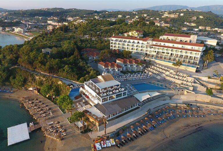 Komplex hotela Sentido Alexandra Beach