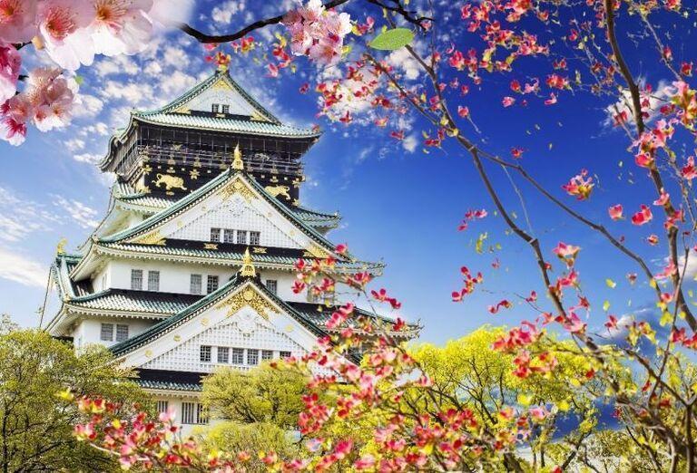 Galéria Japonsko - krajina kvitnúcich sakúr