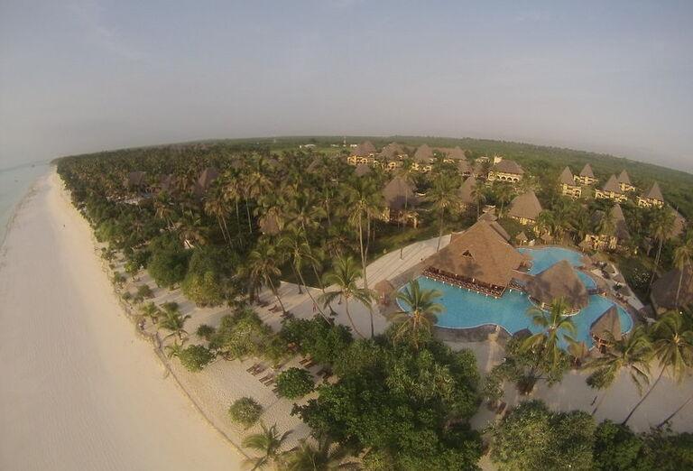 Hotel Neptune Pwani Beach Resort & Spa ***** A