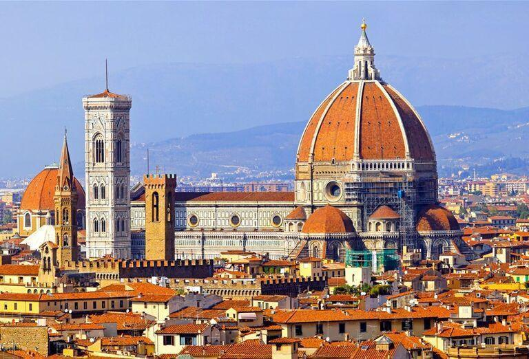 Najkrajšie mestá Talianska - pamiatky a architektúra